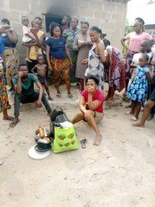 Woman allegedly sets her boyfriend's house ablaze over misunderstanding in Benue