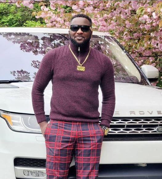 Movie producer, Kenny Odugbemi