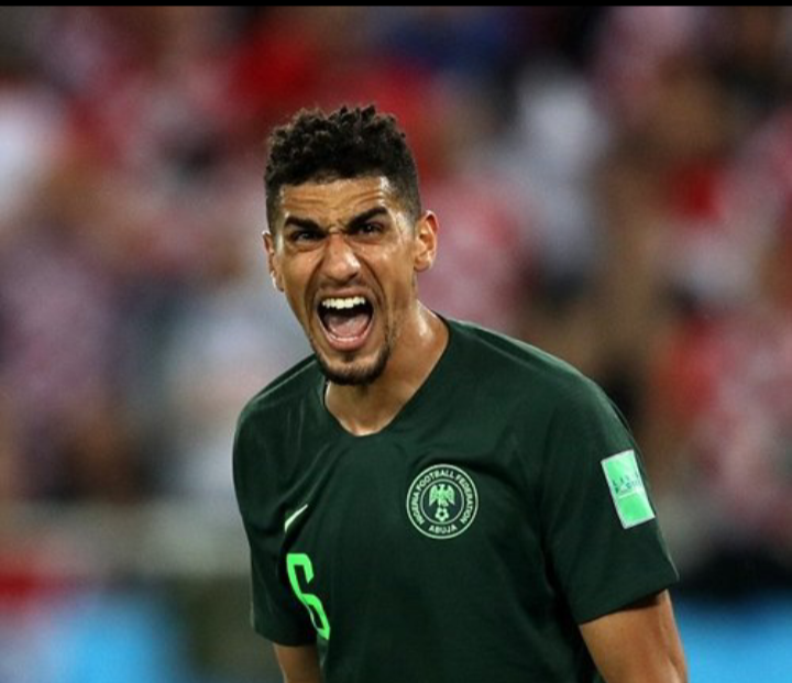 You Can Love Me Or Either Leave Me – Nigerian Defender, Leon Balogun Fires Back