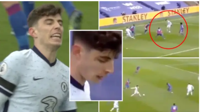Kai Havertz's Stunning Highlights Vs Crystal Palace Remind Us Exactly Why Chelsea Paid £71 Million