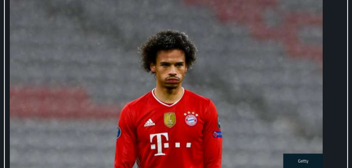 What Has Happened To Sane? Bayern's €60m-Man Struggling To Live Up To The Hype