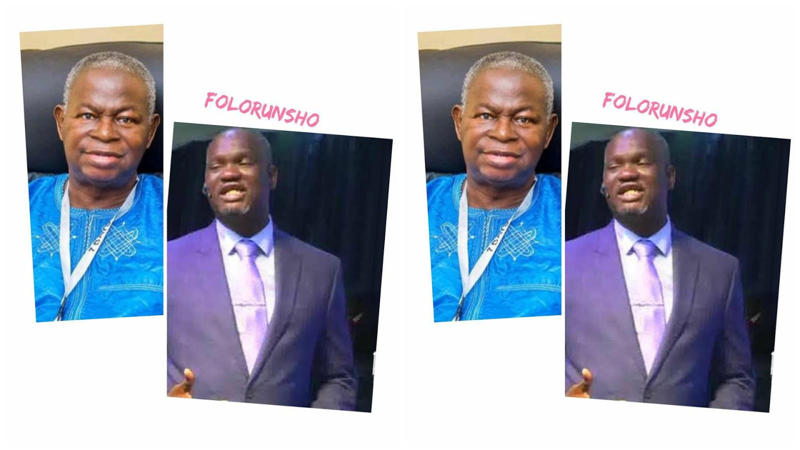 Gospel Faith Mission International, (GOFAMINT), Pastor Elijah Abina