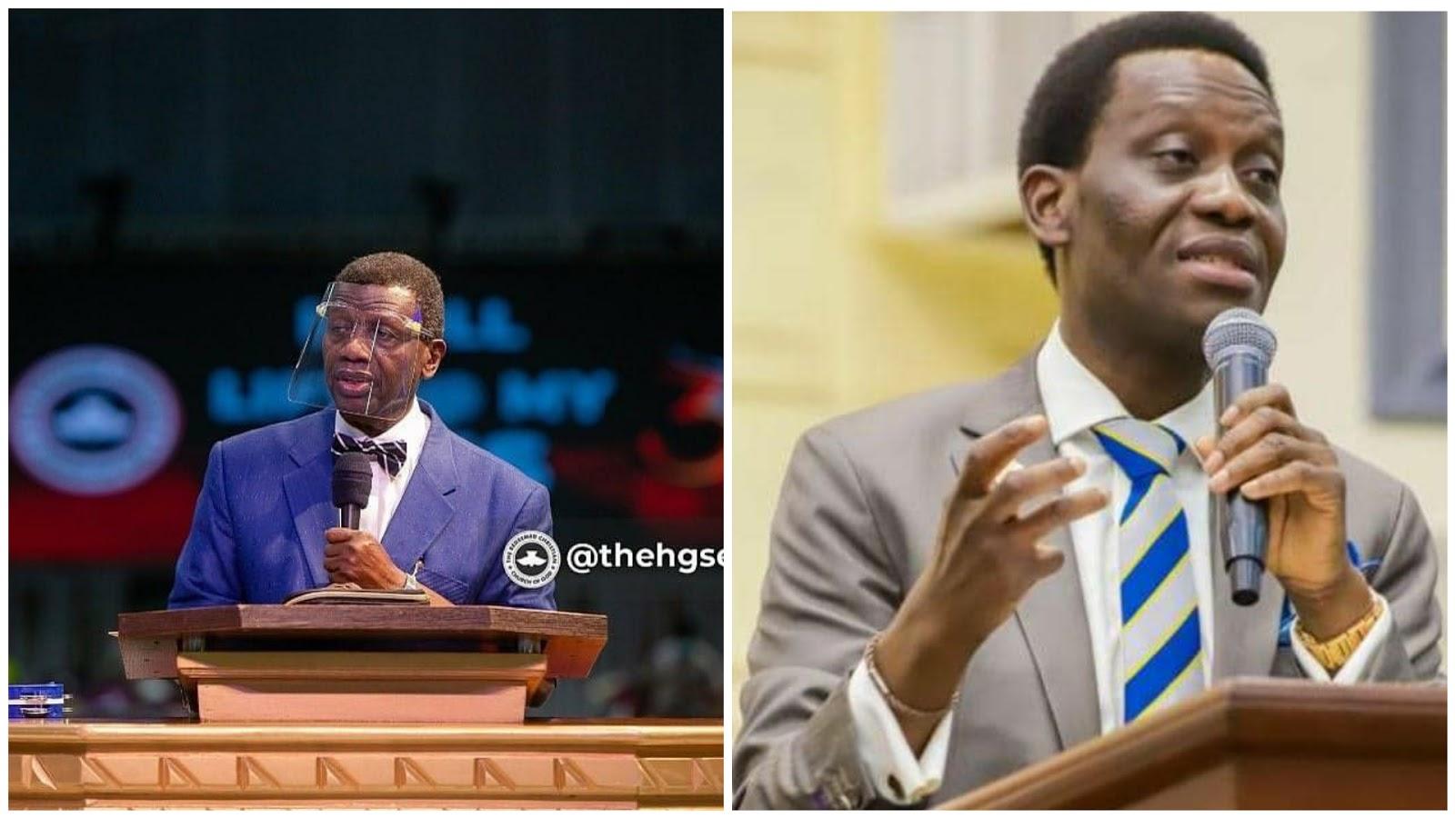 How Pastor Adeboye's losses son, Pastor Dare Adeboye