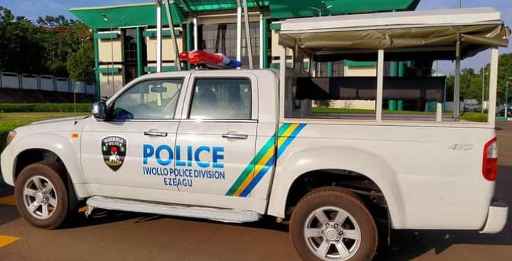 Gov. Ugwuanyi Replaces Innoson Patrol Van Stolen By Unknown Gunmen