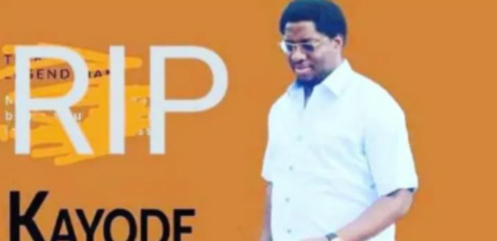 Kayode Badru dead