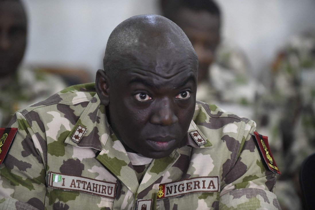 death of its Chief of Army Staff and 10 other officers in military plane crash