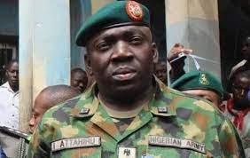 Nigeria's army chief Lieutenant General Ibrahim Attahiru Death