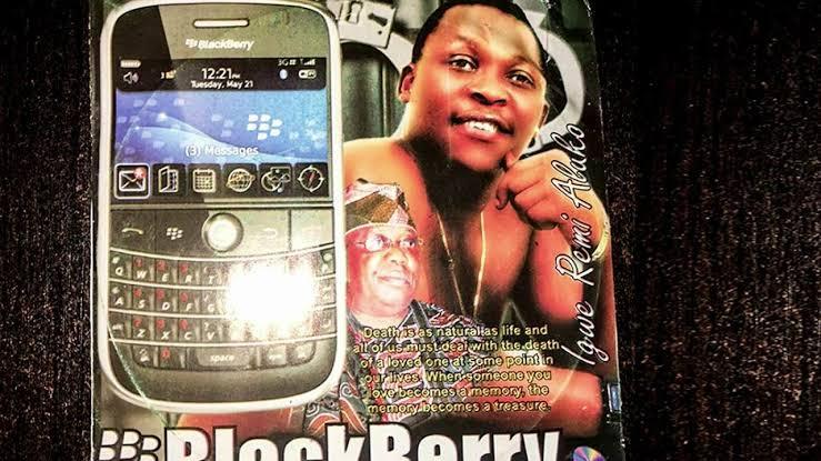 DOWNLOAD MP3: Igwe Remi Aluko – Blackberry (Yoruba Fuji)
